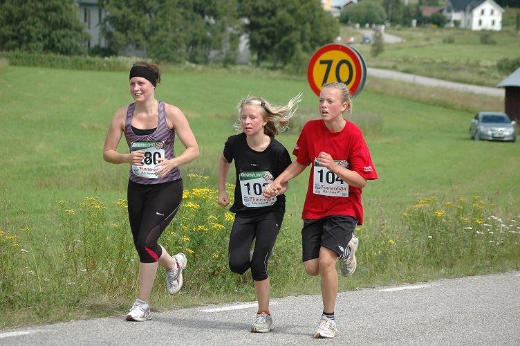 "Running race - ""Jordgubbsloppet"""