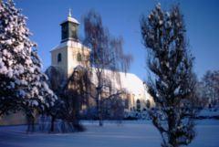 Julnatt i kyrkan