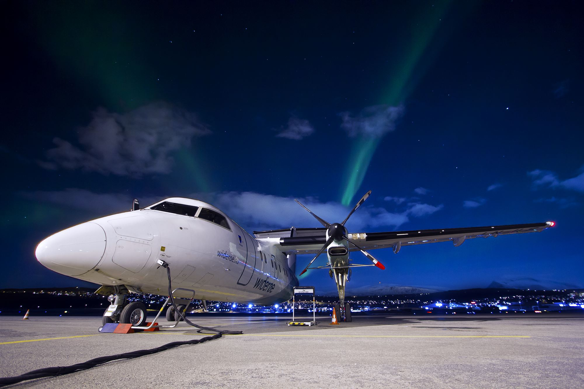 Aurora flight - Tromsø Budget Tours