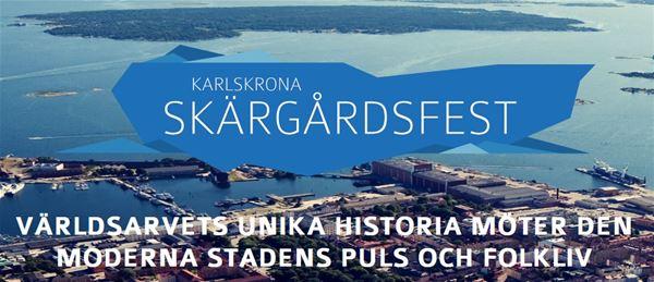 CANCELED - Karlskrona Archipelago Festival 2021