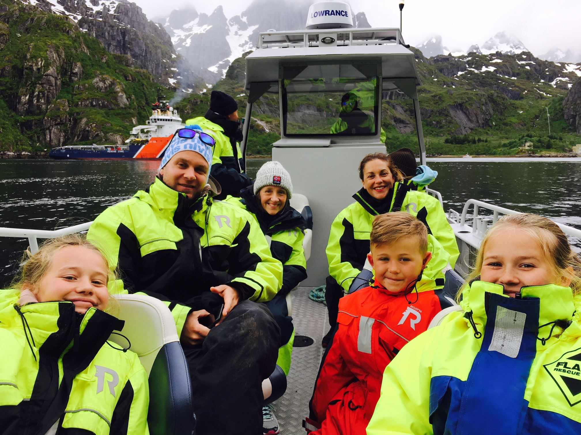 Fjord & Villmarks Safari - Polaria Aquarium - Wild Seas