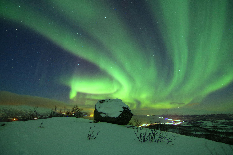 Northern Lights overnight stay - Polar Cabin