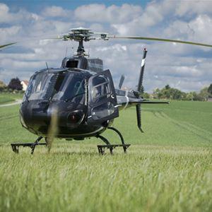 Chèque cadeau Survols en hélicoptère