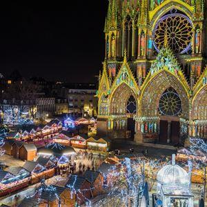 Reims : une histoire de Noël