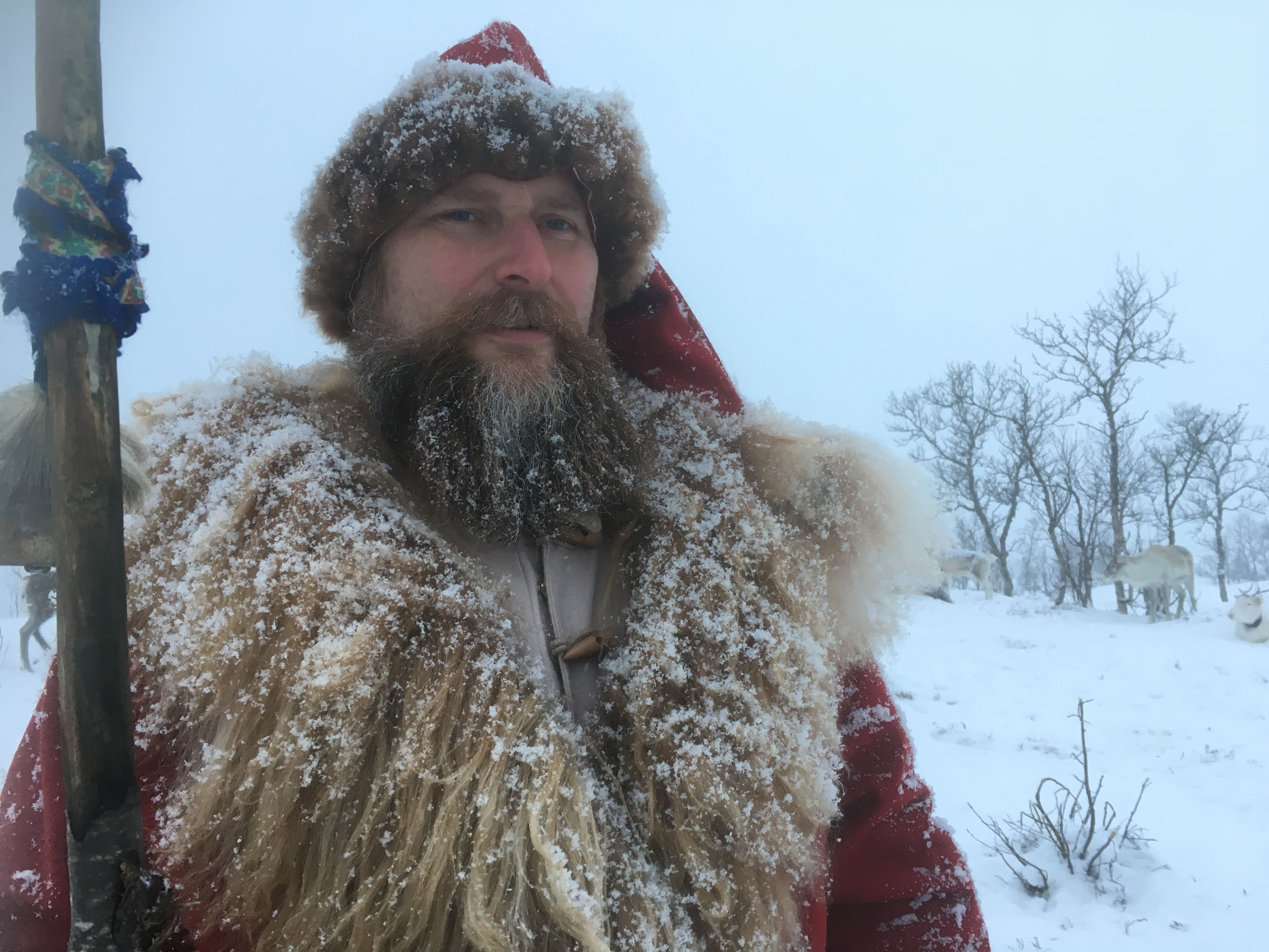 Visit Santa in Snowman - Destination Snowman