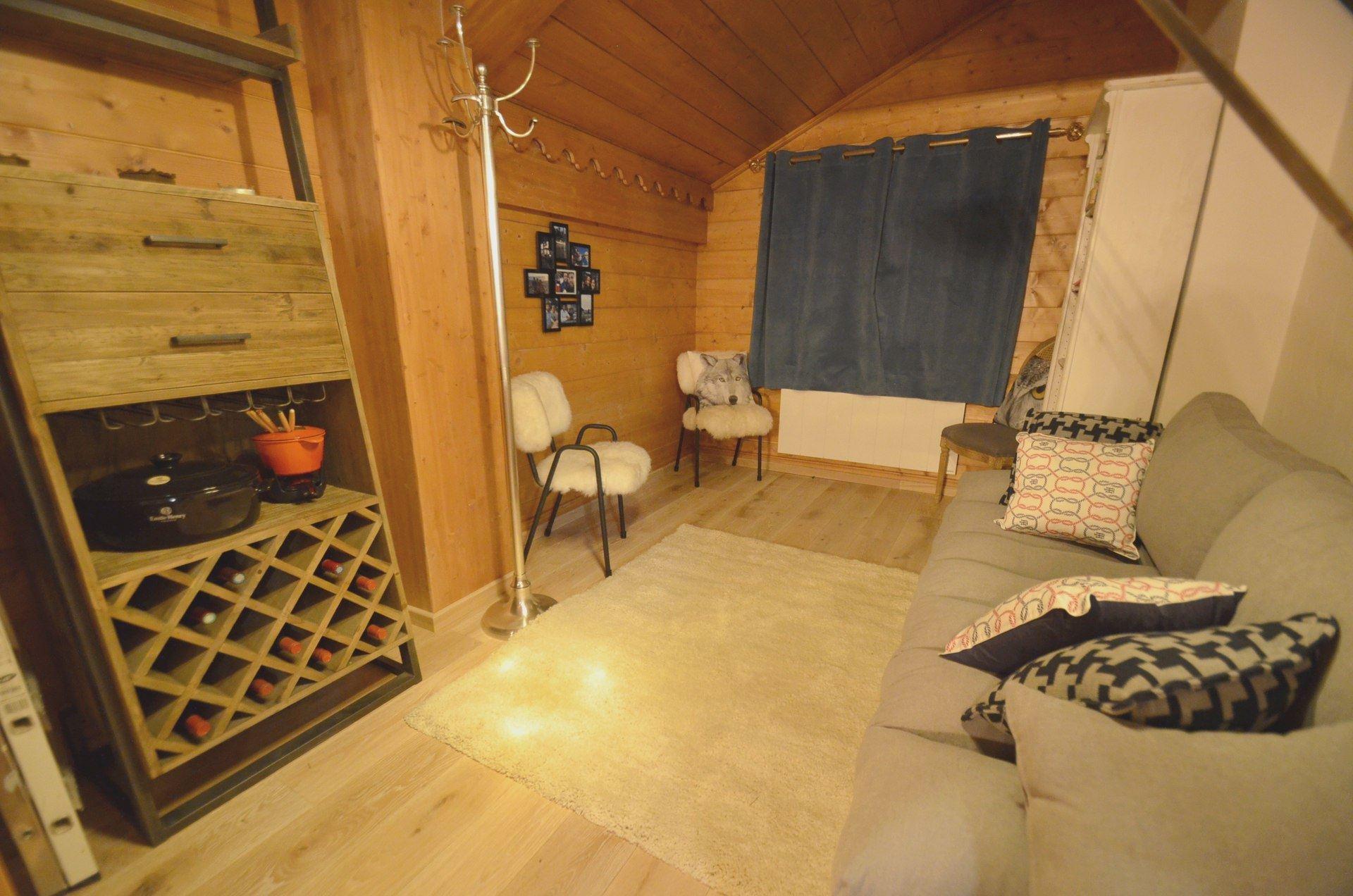 7 Rooms 12 people ski-in ski-out / HAMEAU DES MAROTTE 19