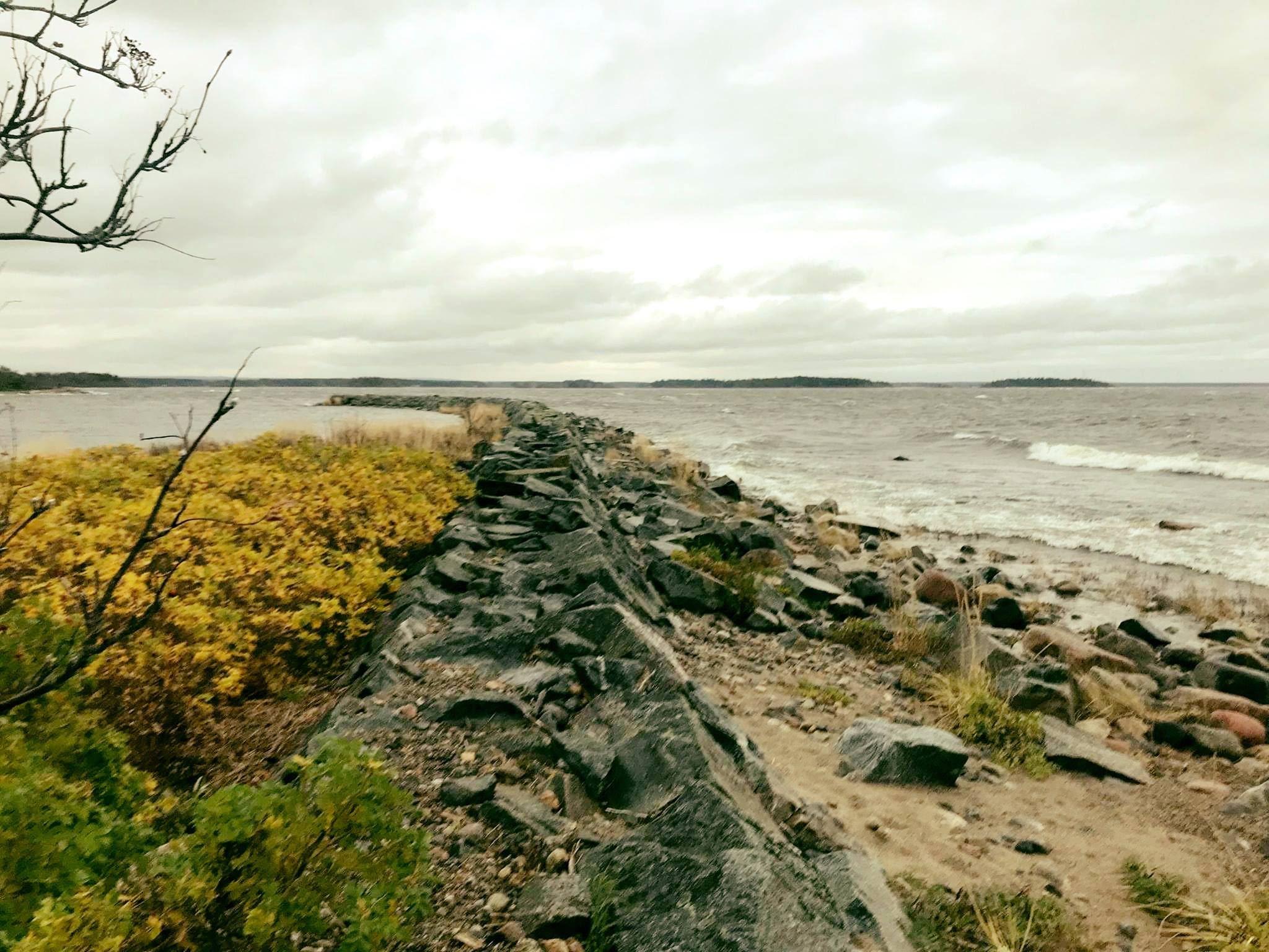 Norrbyskär trail