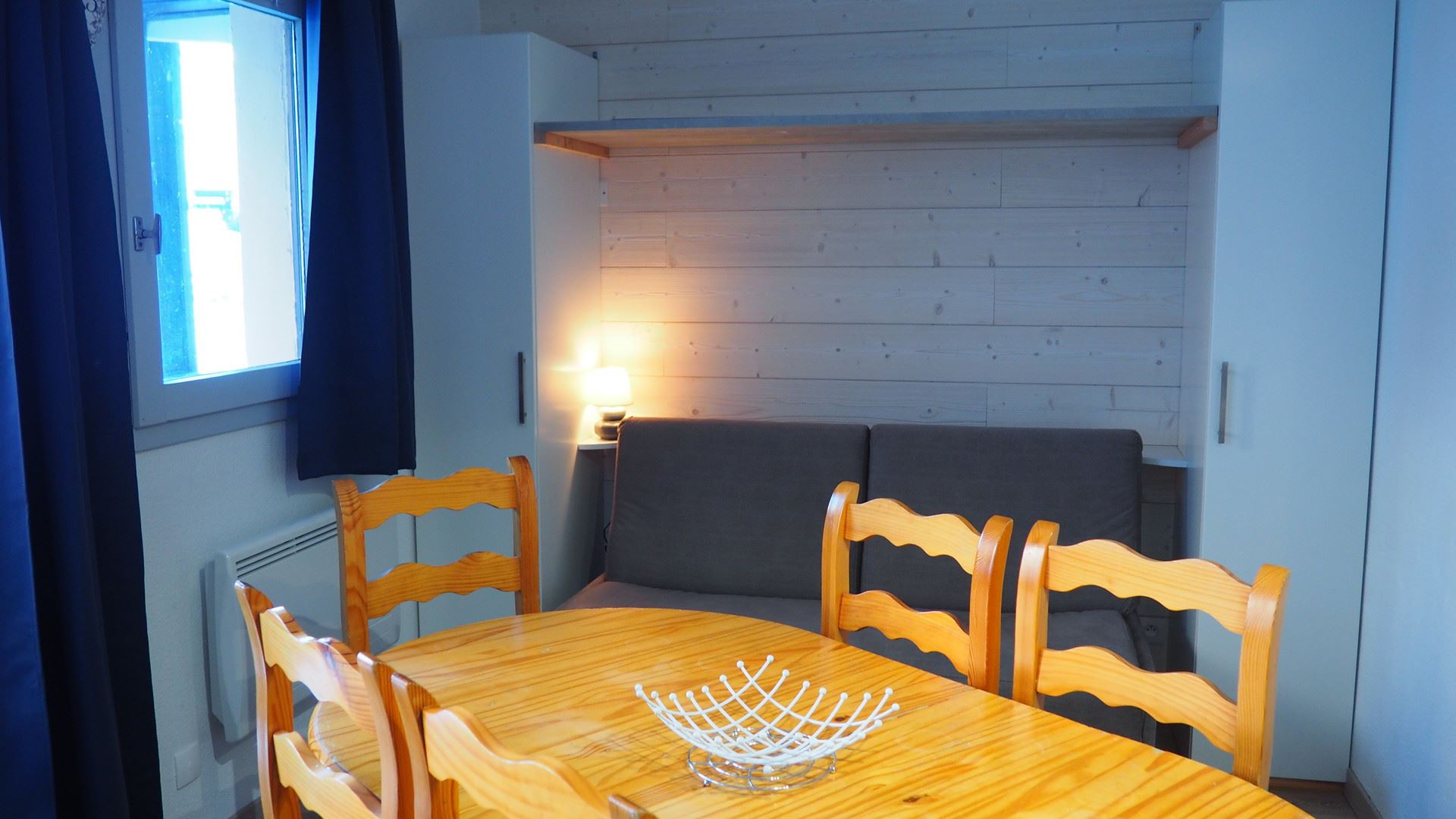 2 Rooms 5 Pers ski-in-ski-out / Villaret 617