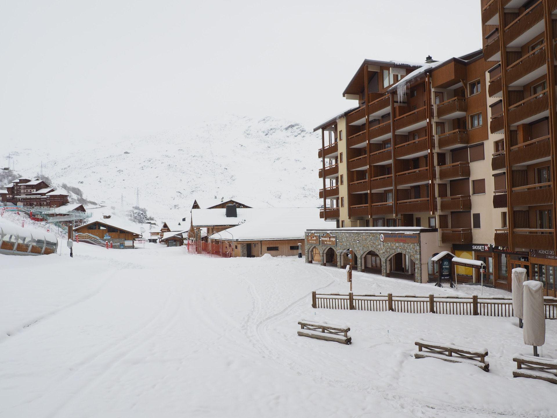 Studio 4 Pers ski-in-ski-out / Carlines I 9