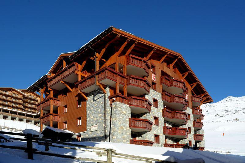 3 Pièces 6 Pers skis aux pieds / ANCOLIE 2