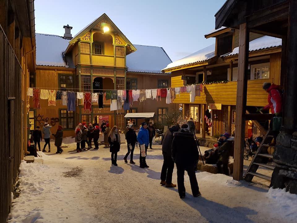 Christmas market at Maihaugen