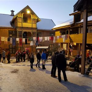 Christmas market at Maihaugen