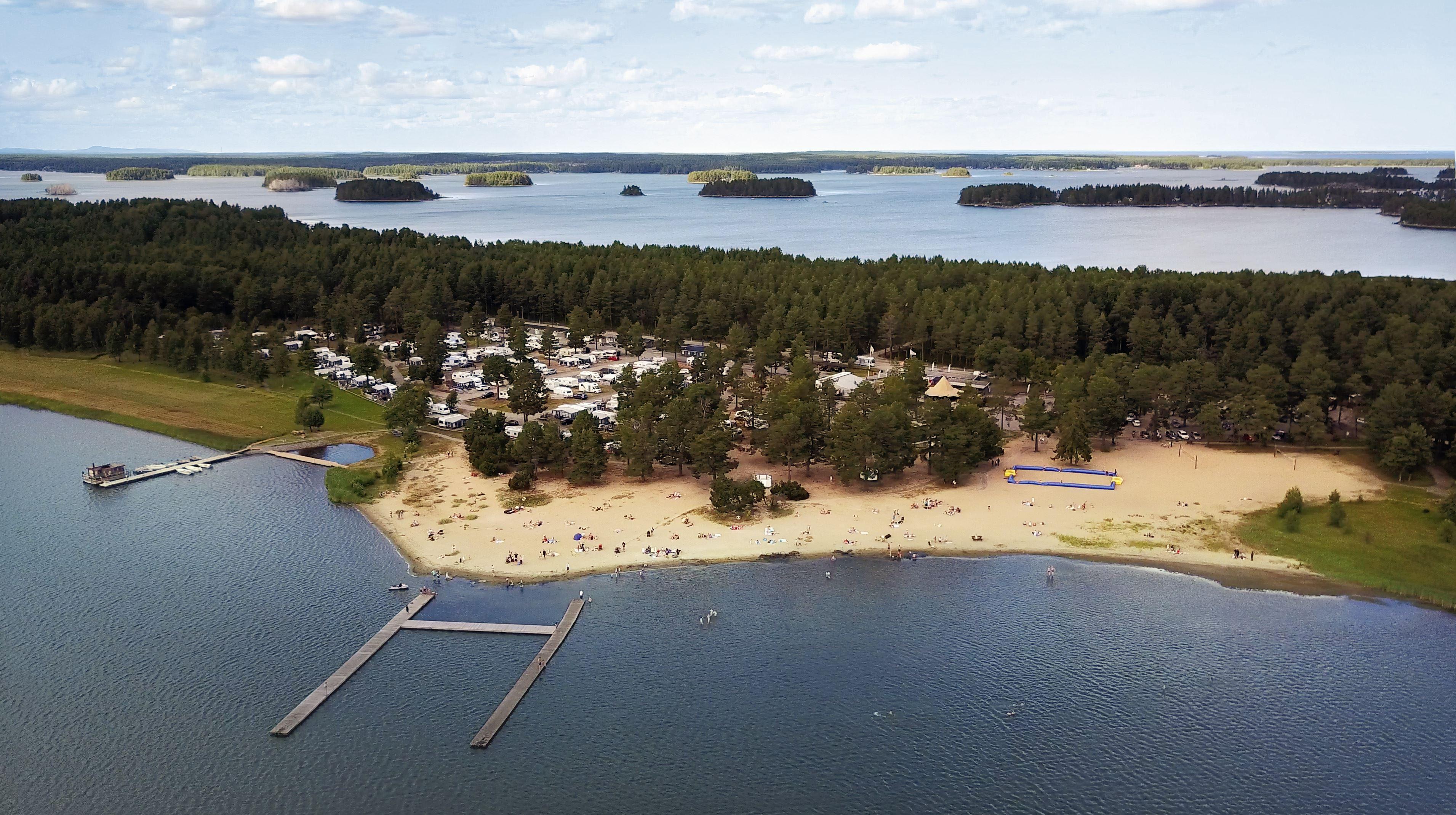 Stenö Havsbad & Camping/Camping