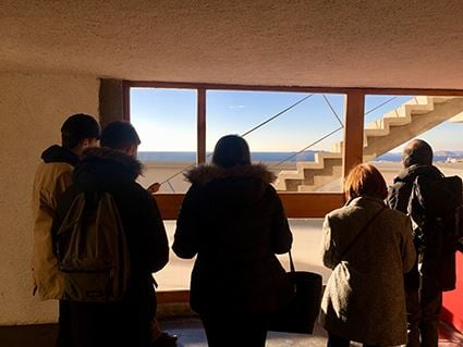 Cité Radieuse - Le Corbusier Tours in english only on Saturday 10am (Holidays)