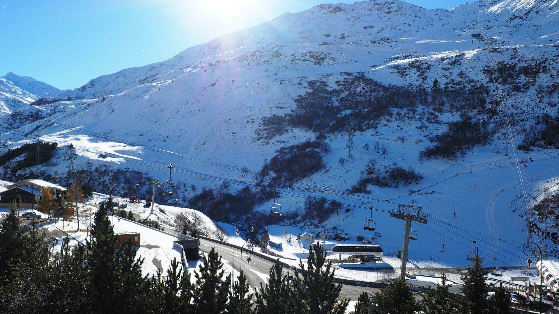 2 rOOM, 150m from the slopes / ARGOUSIER 26