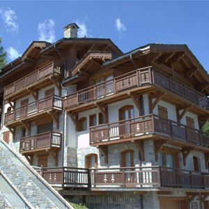 4 rooms, 6 people / Les Rois apartment (Mountain of dream) / Tranquillity Booking