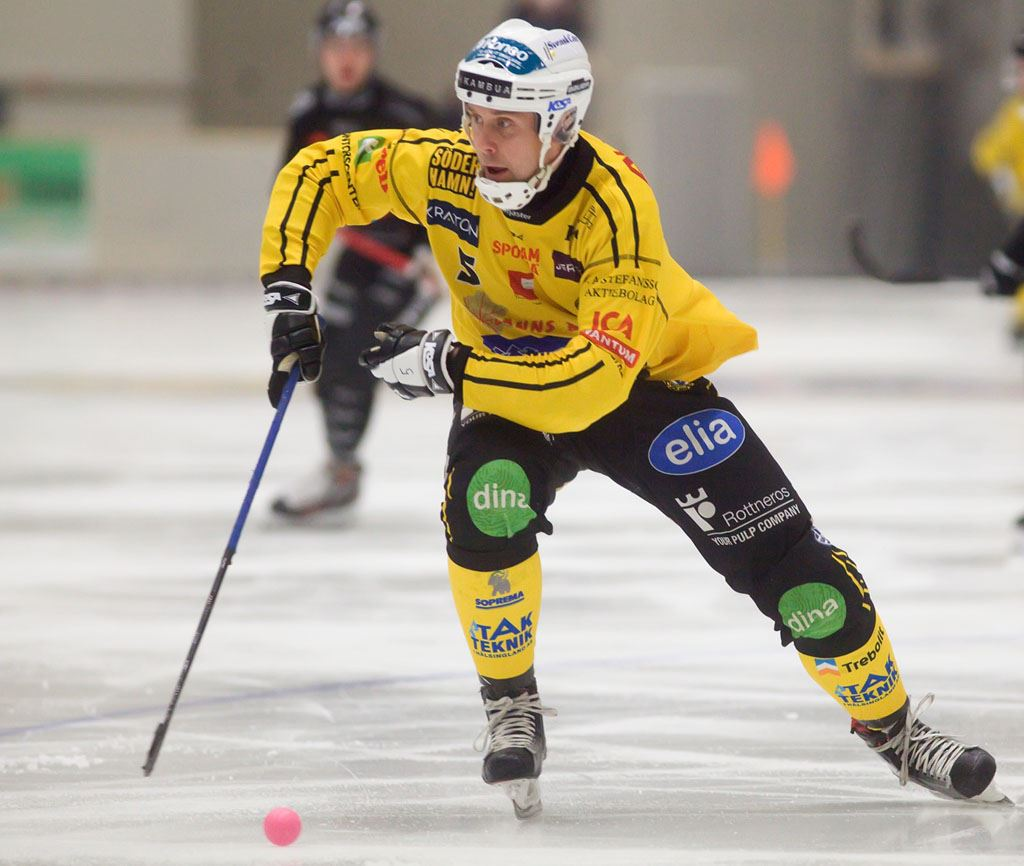 Elitseriebandy! Broberg - Kalix Bandy