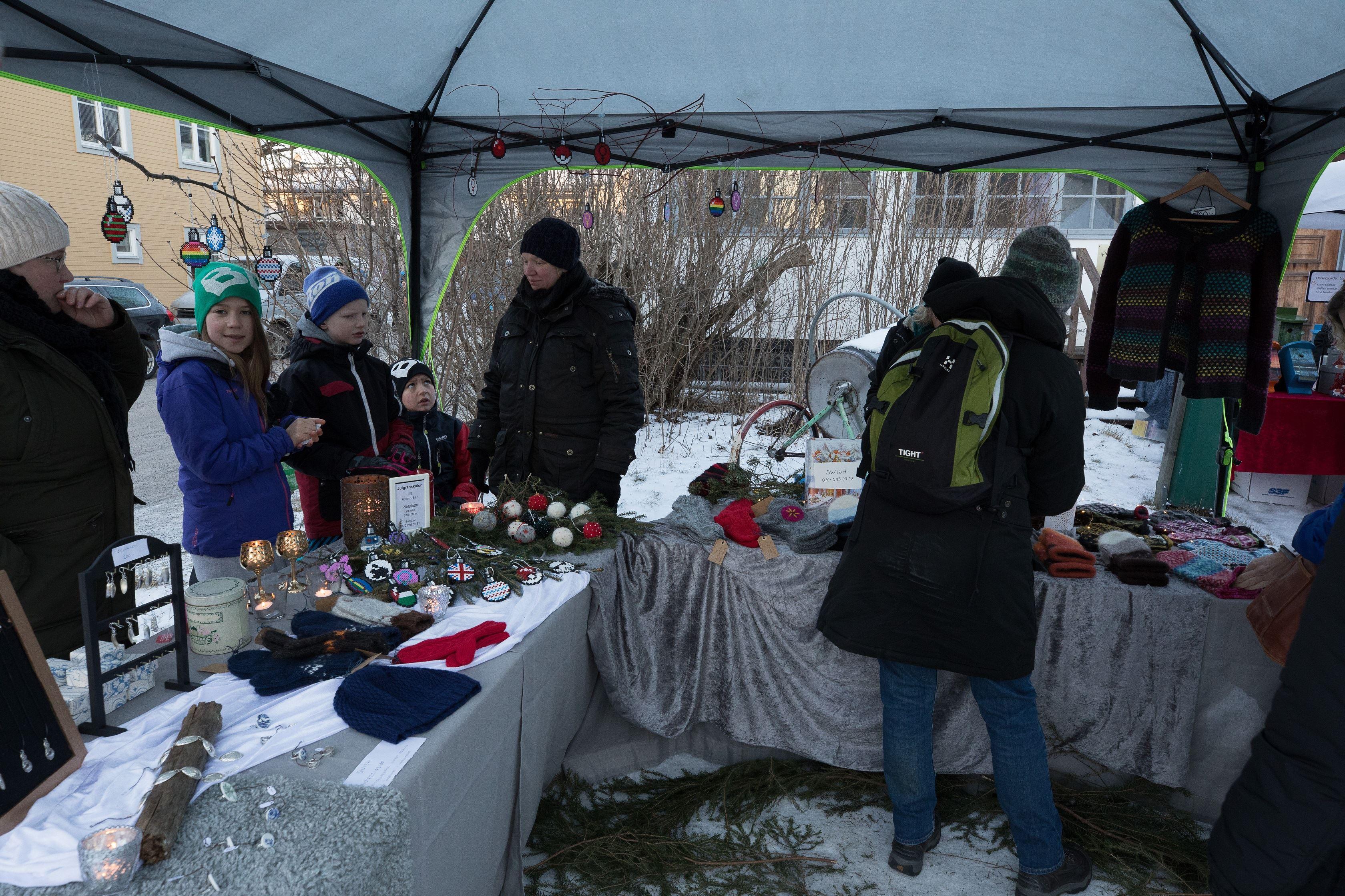 Pilgatans Julmarknad