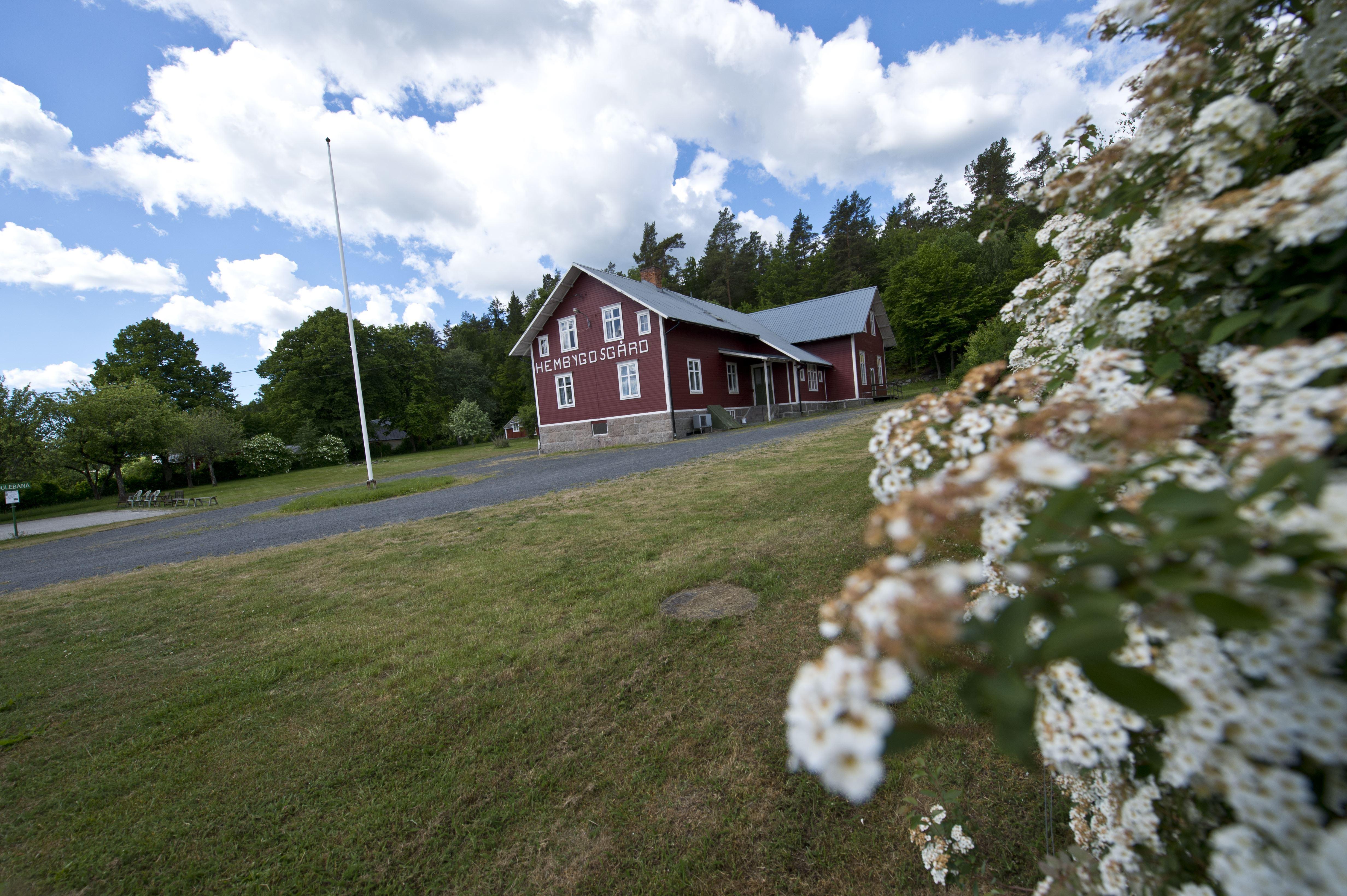 Törneryd's school building