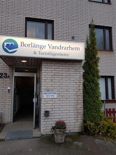 Turistlägenheter, Vandrarhem, Borlänge