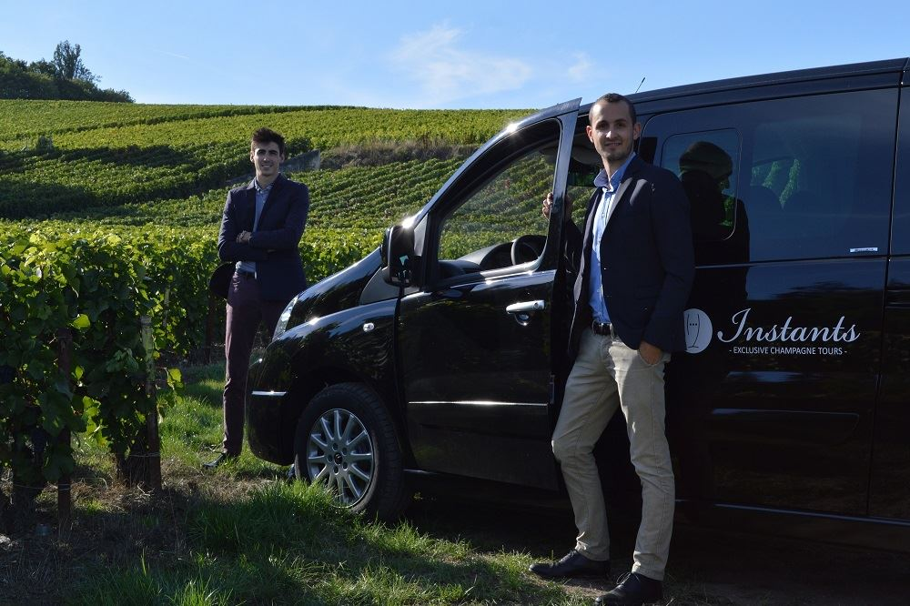 Excursion privative en Champagne