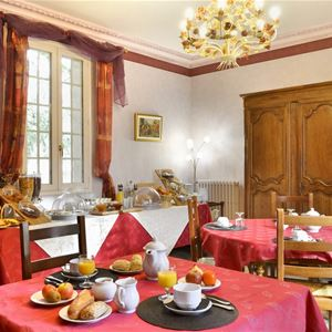 © Manoir de la Giraudière, HOTEL MANOIR DE LA GIRAUDIERE