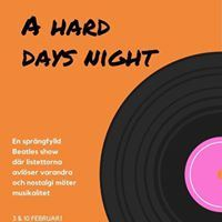 Konsert: A Hard Days Night