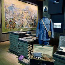 Visite guidée : Nantes en guerre 1914/18 - 1939/45 + entrée musée d'histoire de Nantes et exposition temporaire en cours