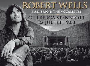 Robert Wells i Gillberga stenbrott