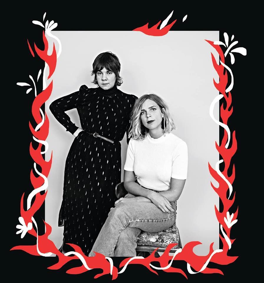 MATRIARKERNA med Sara Parkman & Samantha Ohlanders