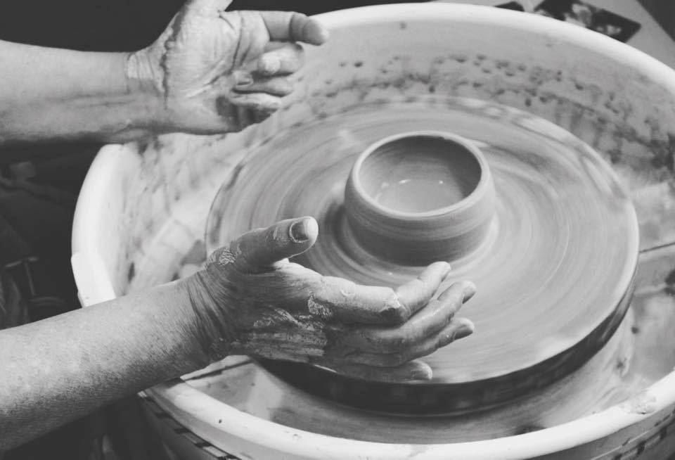 Sommarkurs i keramik hos Skabbekatten
