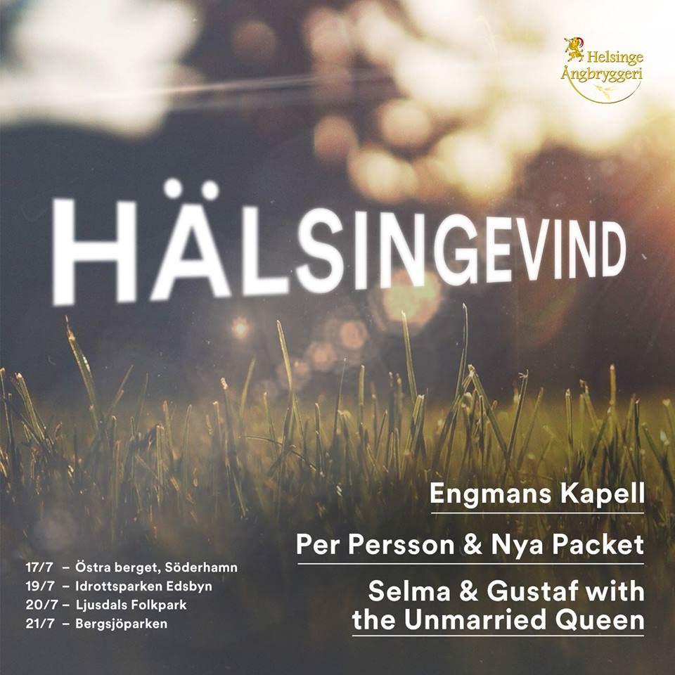 Hälsingevind - Bergsjö hembygdspark