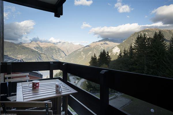 2 pièces coin montagne, 4/6 personnes skis aux pieds / Les Brigues 443 (Montagne) / Séjour Sérénité