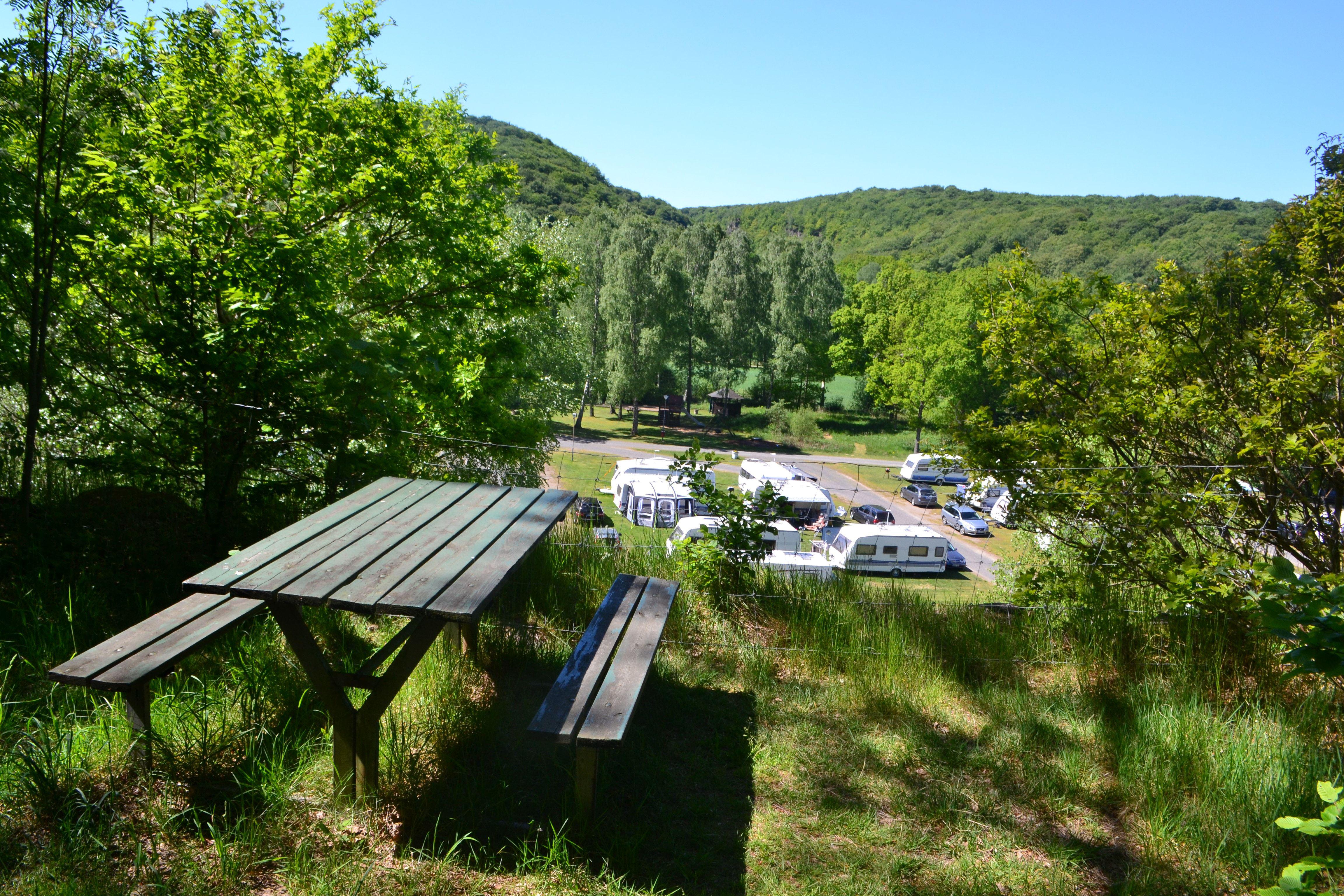 Skäralids Camping & Vandrarhem/Camping