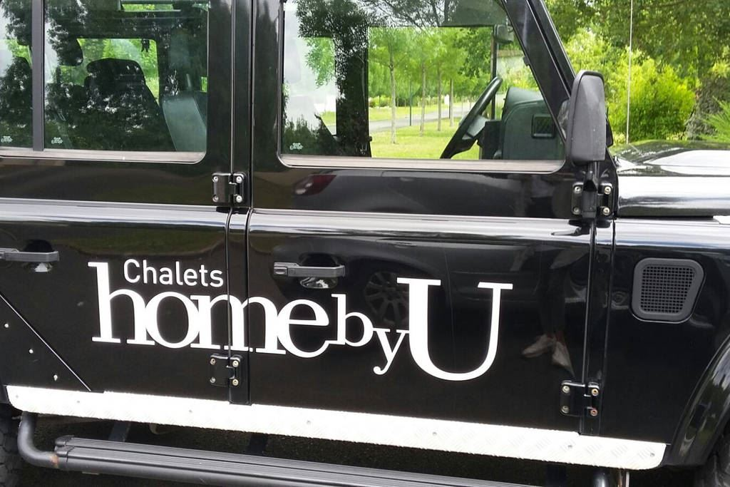 Chalets HOME BY U***** (5