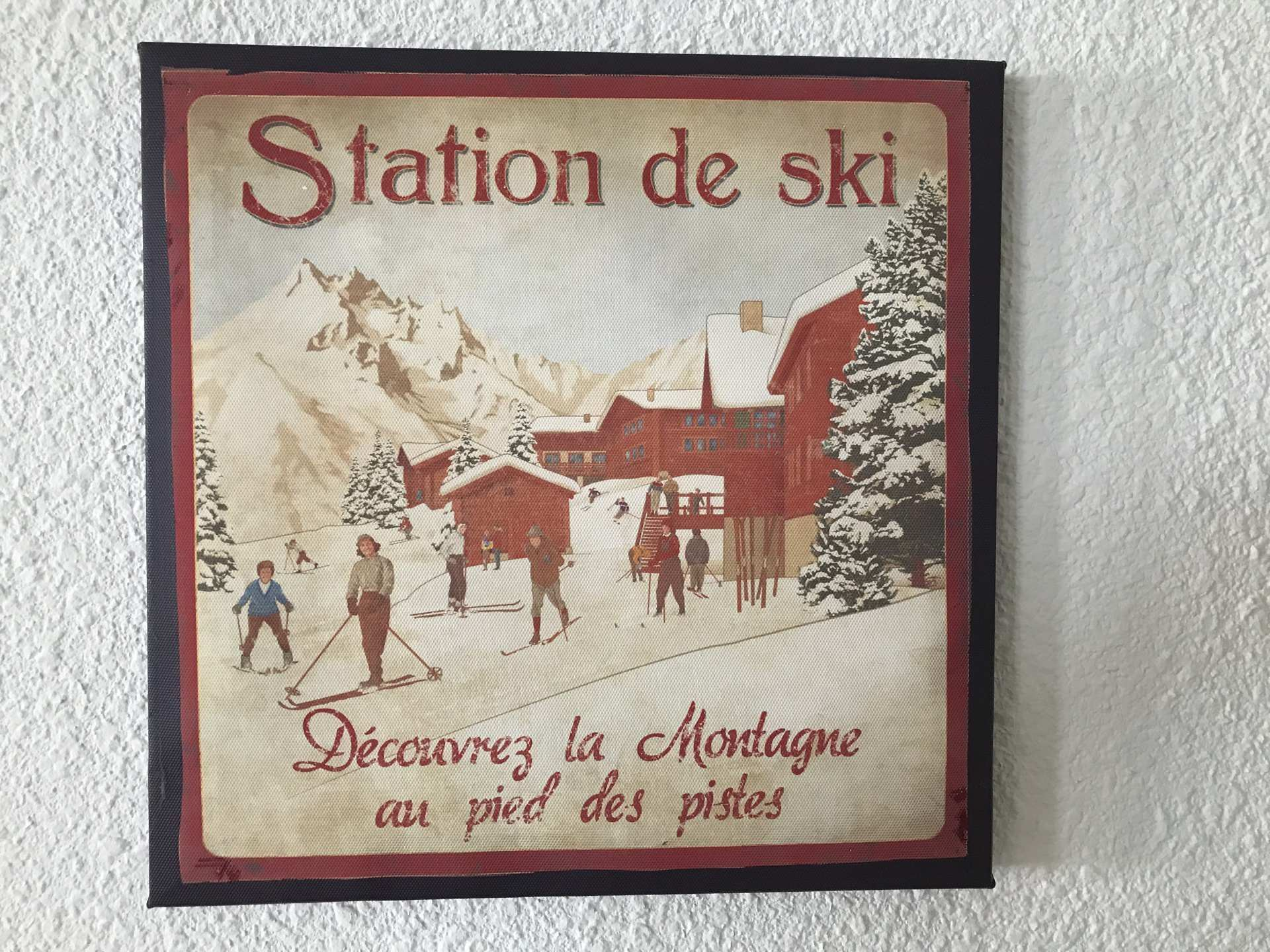 2 Pièces 4 Pers skis aux pieds / BIOLLEY 5