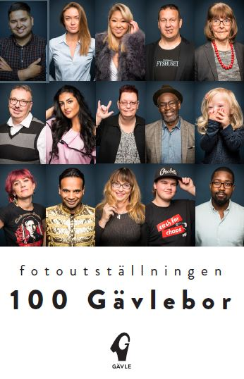 100 Inhabitants of Gävle