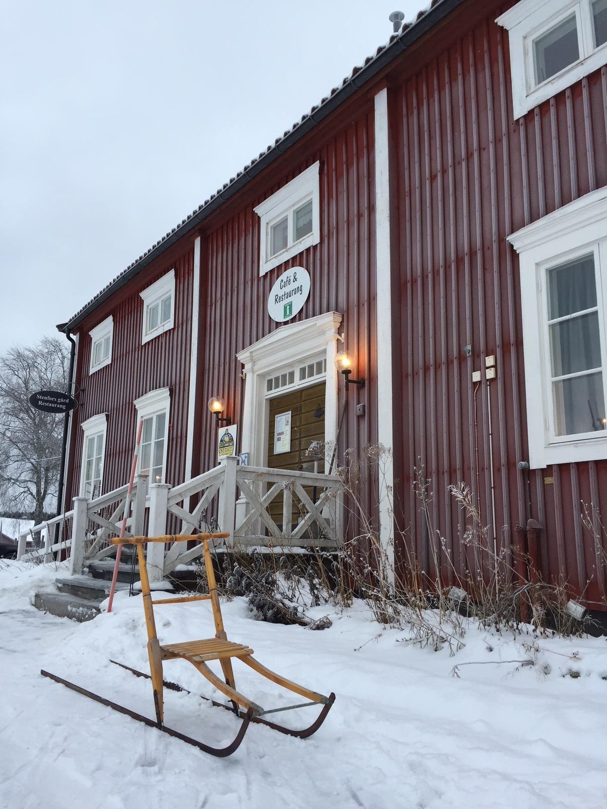 Stenfors Gård (Farmstead gardens)