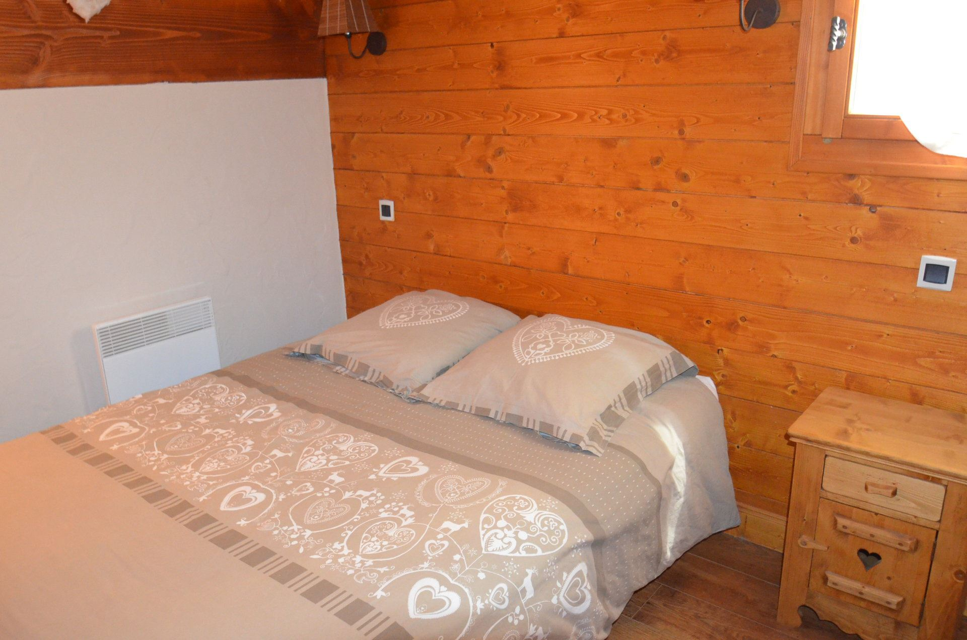 3 Room 6 Pers 200m from the slope / La Grange