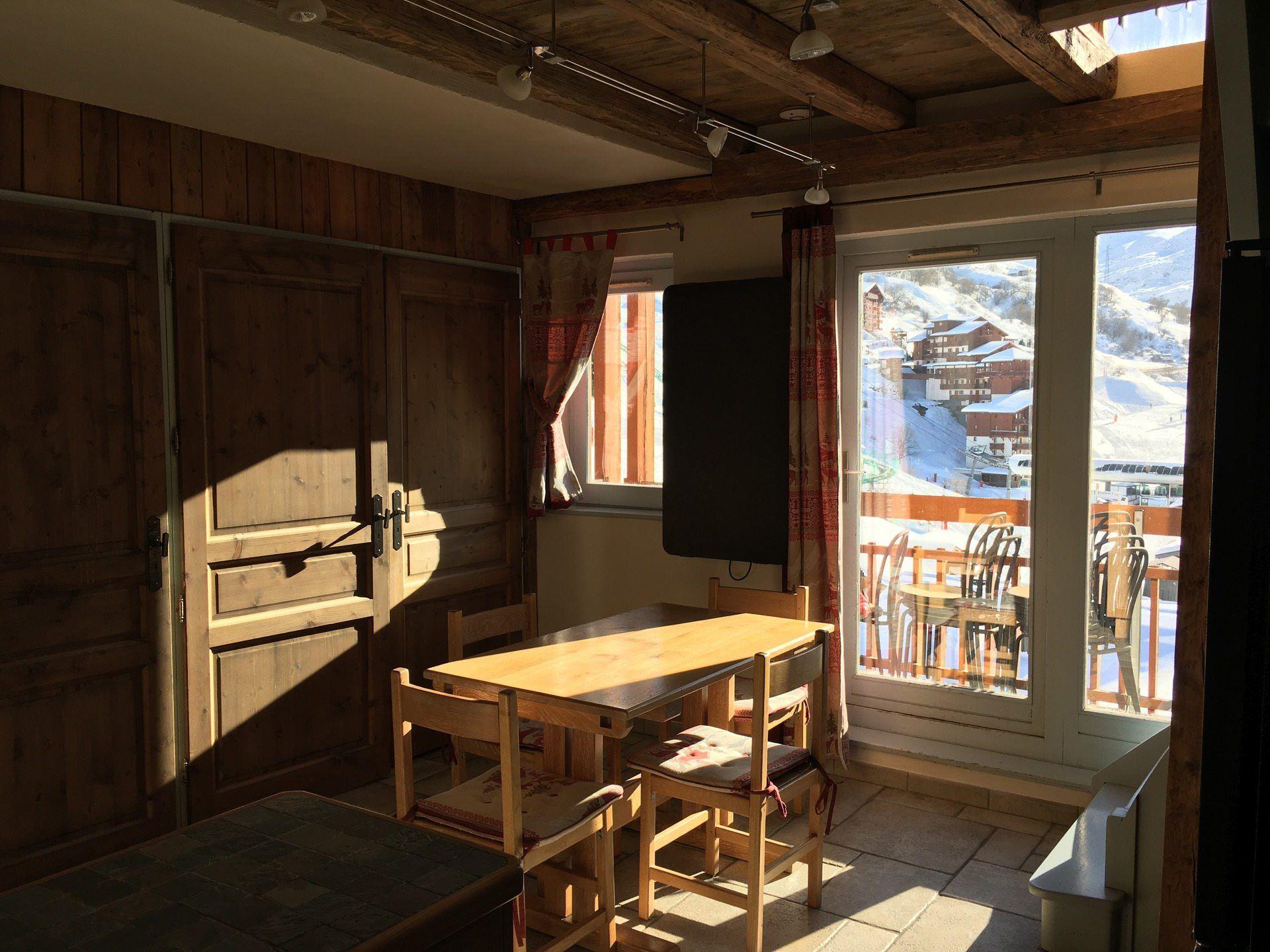 Studio 4 Pers pied des pistes / Bellevue 51