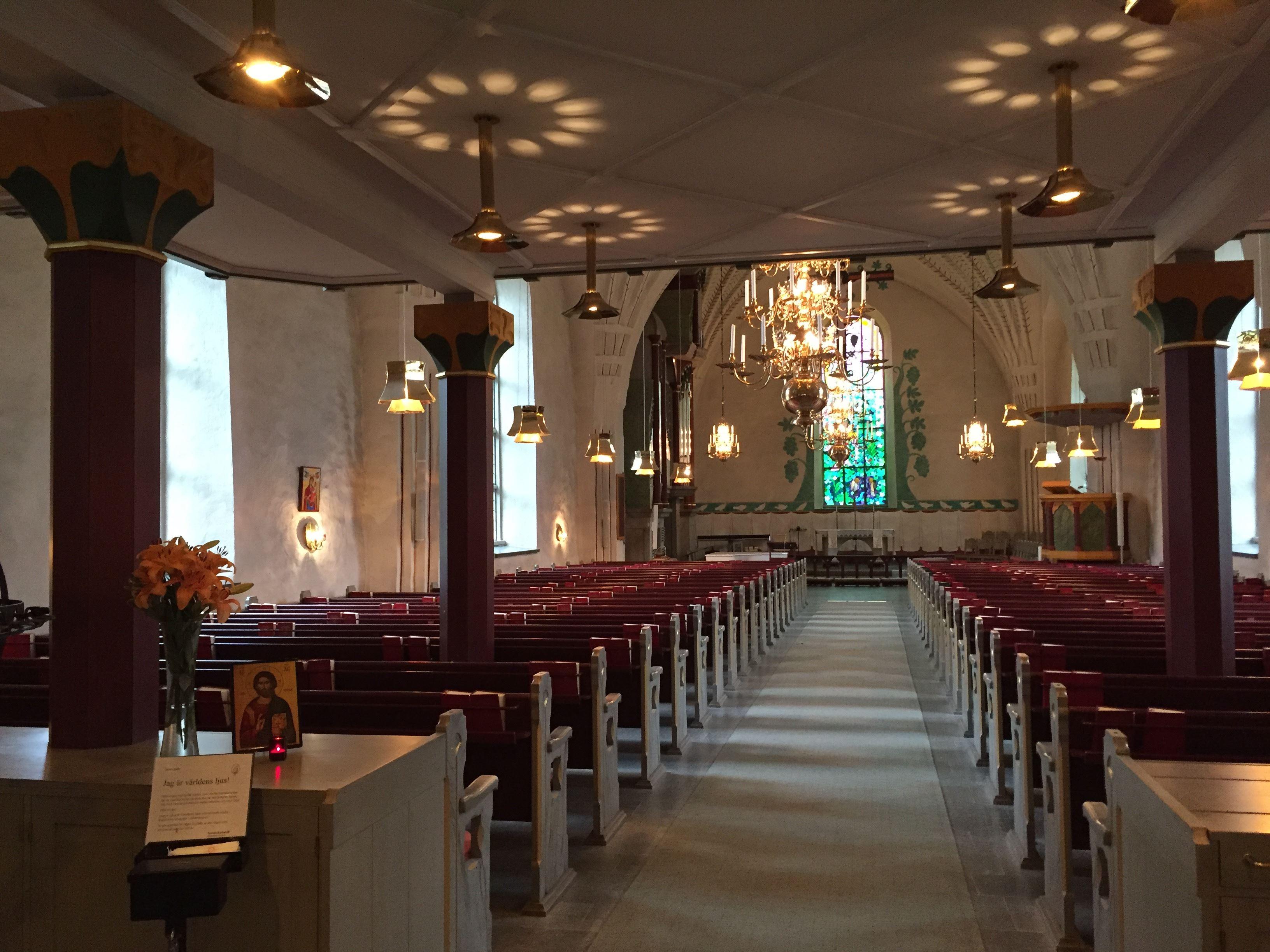Die Backen Kirche