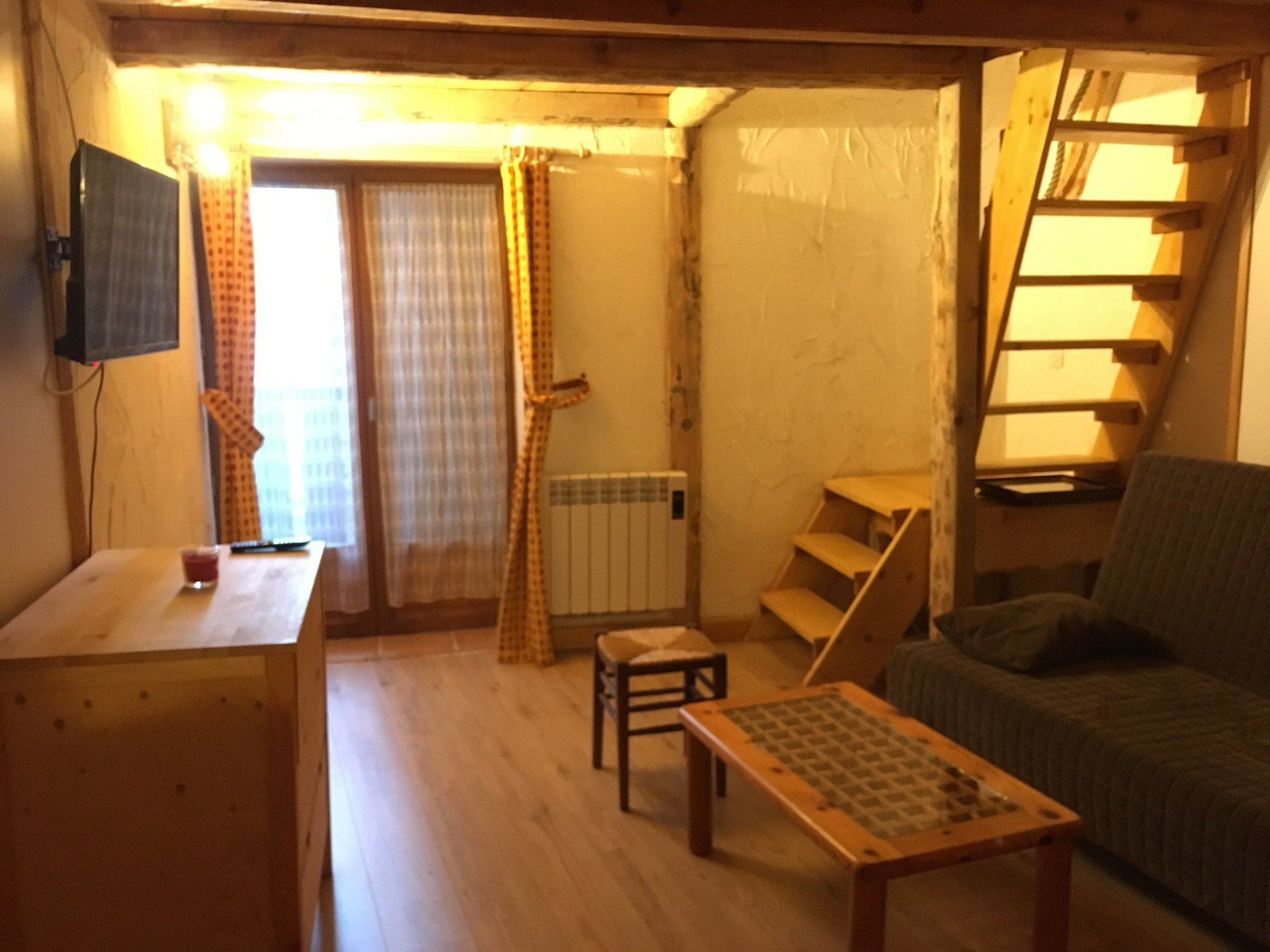 Chalet 3 Rooms 6 Pers / PRARANGER