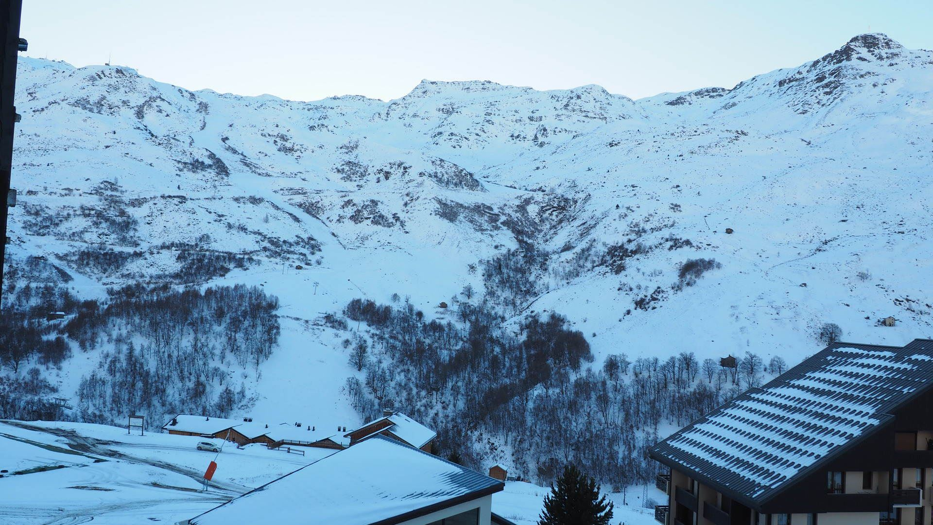 2 Pièces cabine 5 Pers skis aux pieds / VILLARET 506