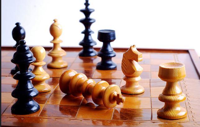 Schackklubb med Kennet