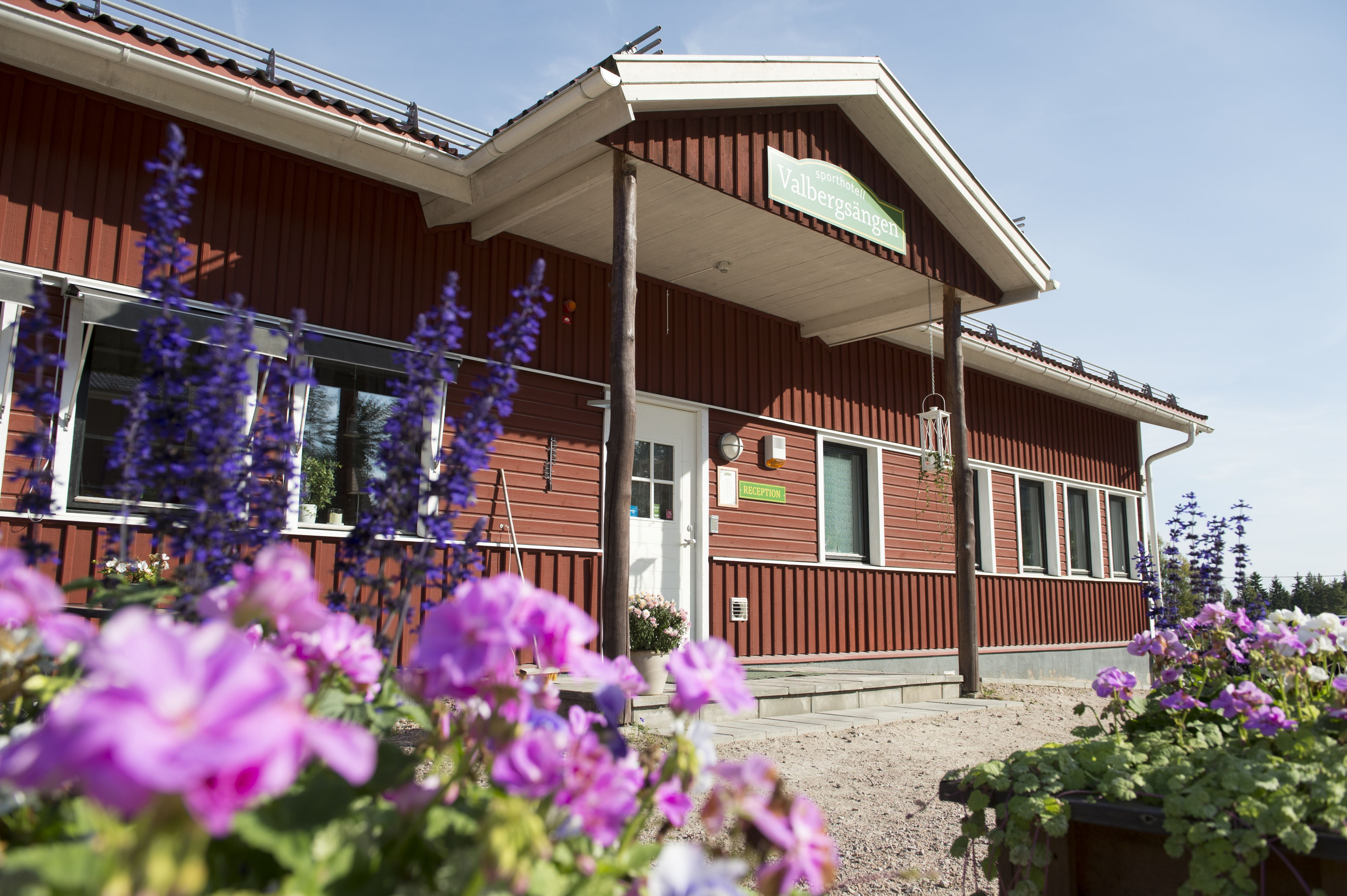 Valbergsängen Sporthotell