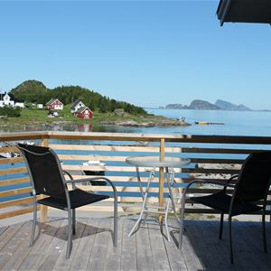Laukvik holiday houses and cabins