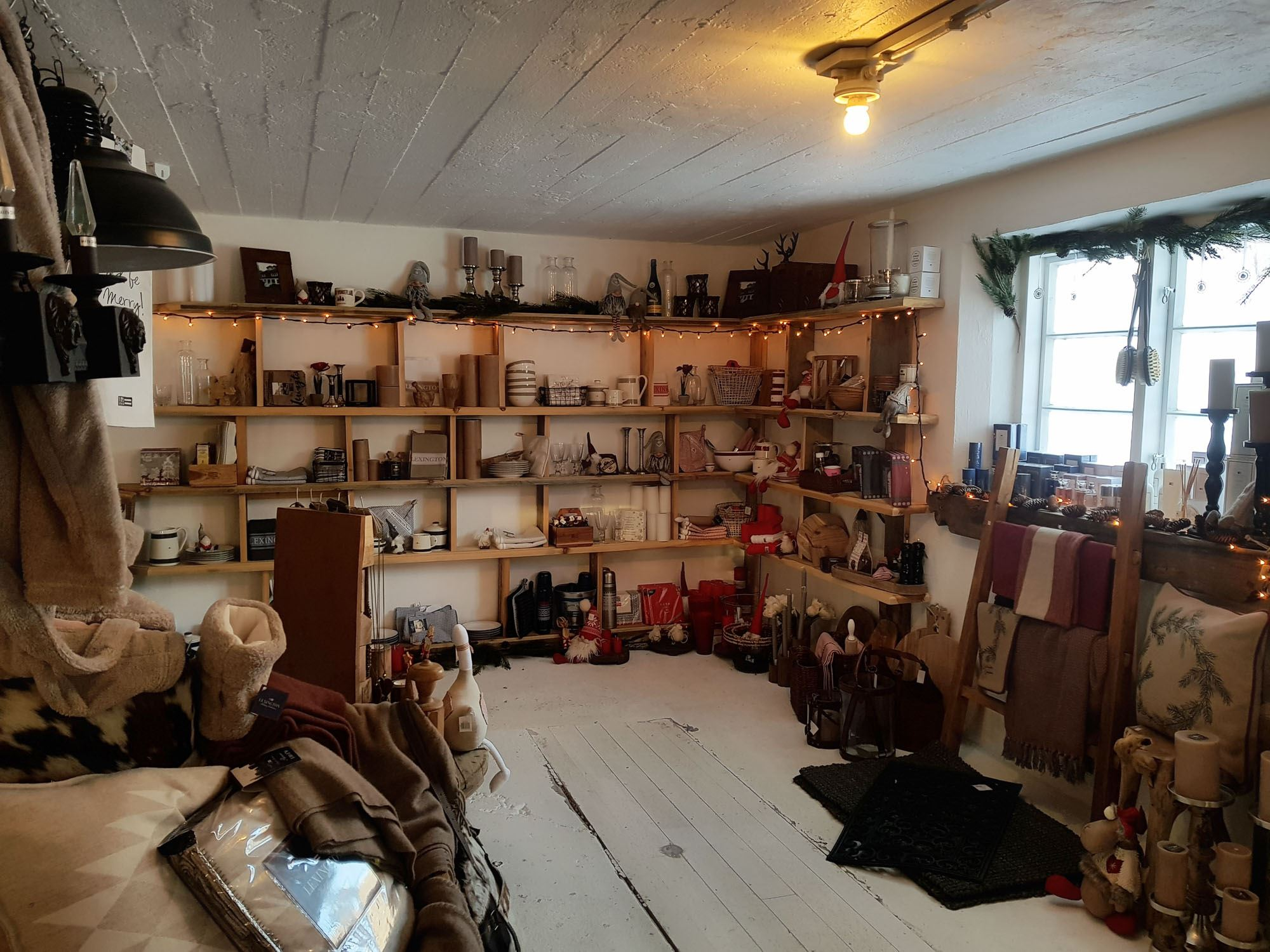Besøk livsstilsbutikken OiiOii på Bjorli