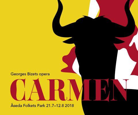 Smålandsoperan spelar Carmen i Åseda Folkets Park