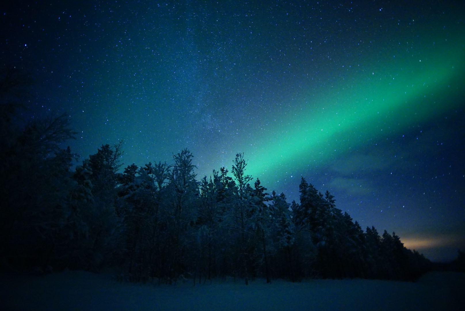 Northern lights chase for private groups - Modern facilities at the aurora basecamp - LyngenTourist