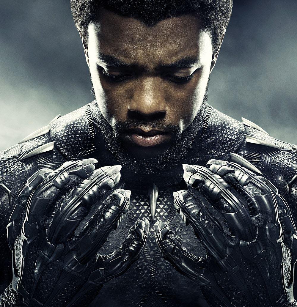 Bio - Black Panther - 3D